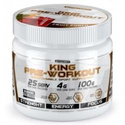 King Pre-Workout