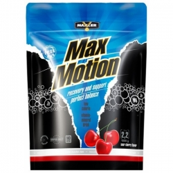 Max Motion with L-Carnitine