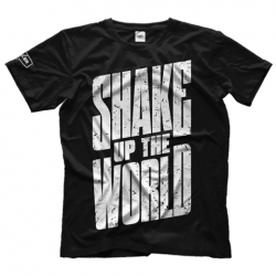 Футболка Shake Up the World