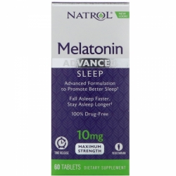 Advanced Sleep Melatonin 10 mg