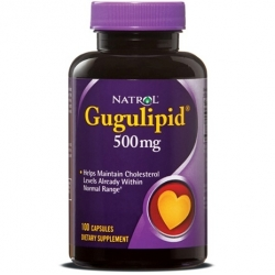 Gugulipid 500 mg (срок 30.09.18)