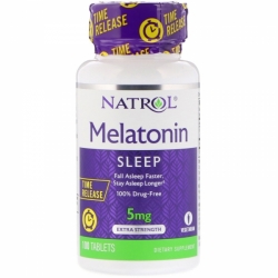 Melatonin 5 mg Time Release