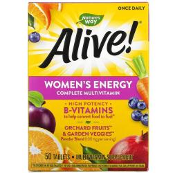 Alive! Women's Energy