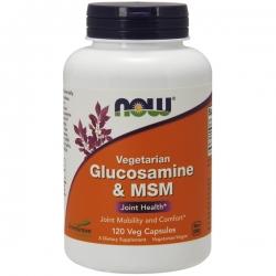 Vegetarian Glucosamine & MSM