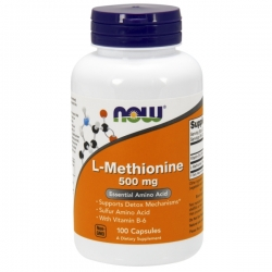 L-Methionine 500 mg
