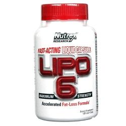 Lipo-6 Maximum Strength