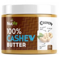 100% Cashew Butter Crunchy (срок 30.04.18)
