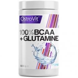BCAA + L-Glutamine (без вкуса)