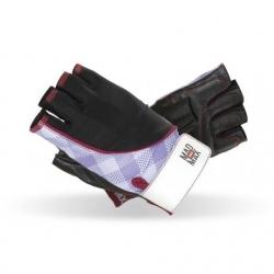 Перчатки Nine-Eleven (чёрно-фиолетовые)
