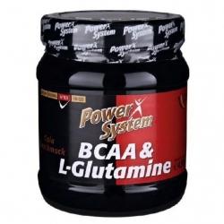 BCAA & L-Glutamine (срок 30.11.17)