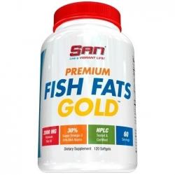 Premium Fish Fats Gold