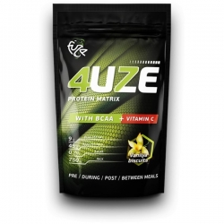 Fuze Protein with BCAA