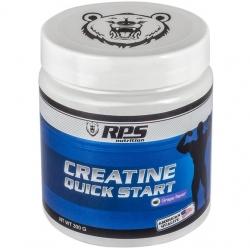 Creatine Quick Start