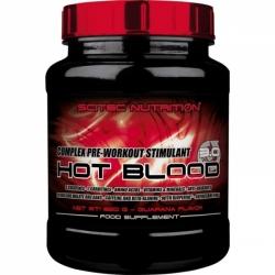 Hot Blood 3.0 (срок 28.02.18)