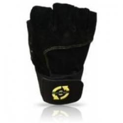 Перчатки Yellow Style [замшевые]