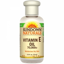 Vitamin E OIL 70,000 IU