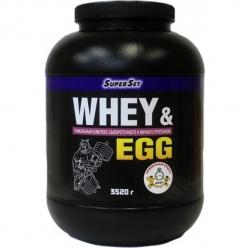 Whey & Egg