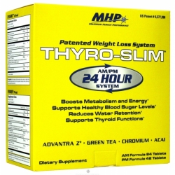 Thyro Slim AM/PM 24 Hour